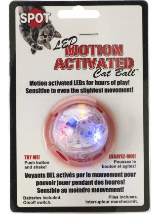 Ethical Products Spot Motion Activated Cat Ball Product Image