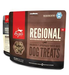Orijen Orijen Regional Red Freeze-Dried Dog Food, 16 oz bag