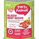 Party Animal Party Animal Blazin' Beef Dog Food, 13 oz can