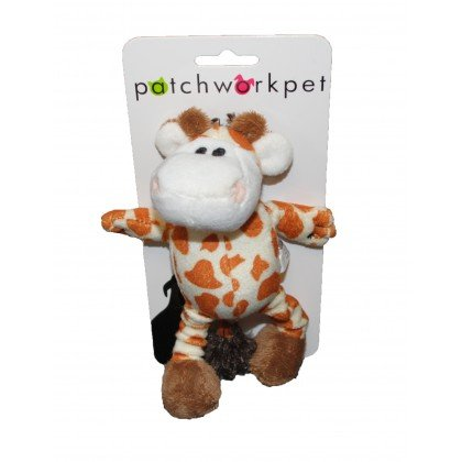 "Patchwork Pet Patchwork Pet Wild Giraffe, 6"" Product Image"