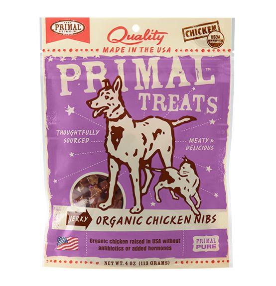 Primal Primal Chicken Nibs, 4 oz bag