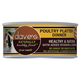 Dave's Dave's Naturally Healthy Poultry Platter Cat Can Food, 5.5 oz can Product Image
