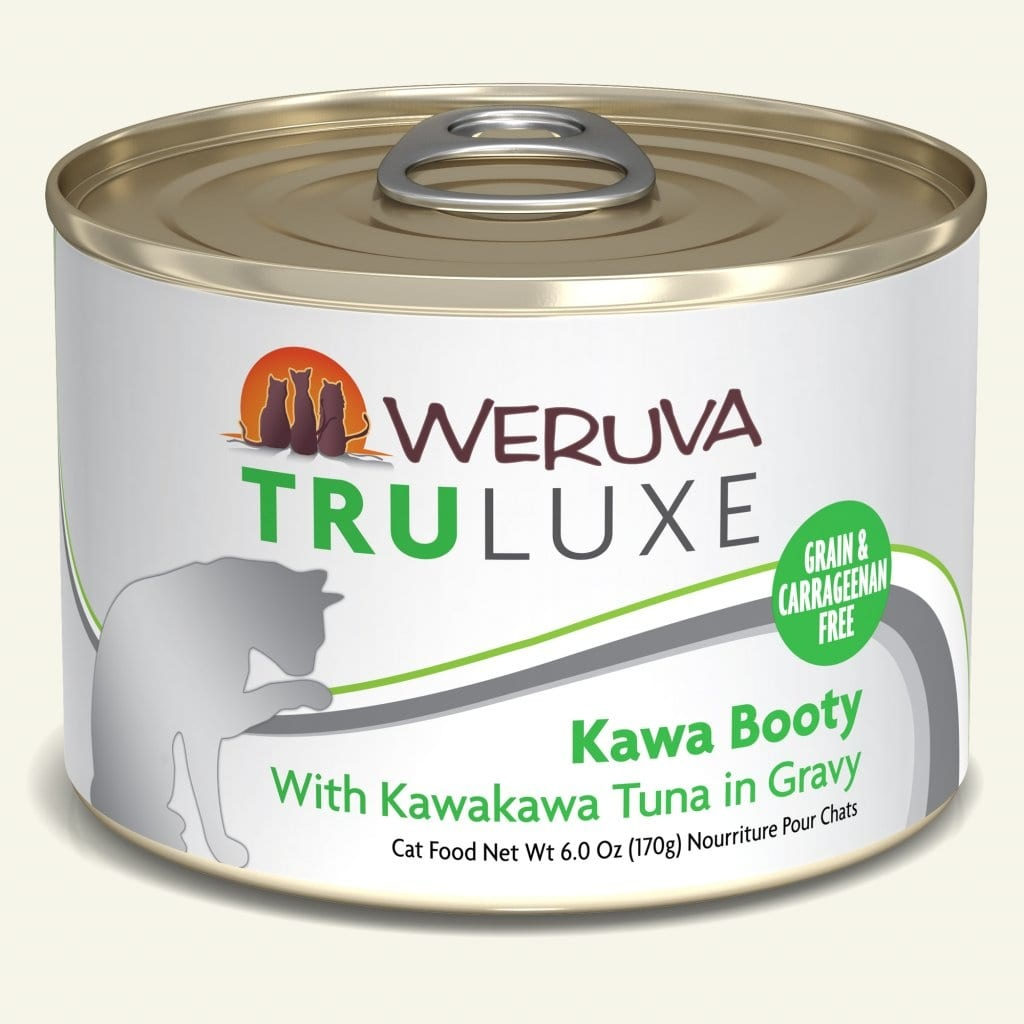 Weruva Weruva Truluxe Kawa Booty with Kawakawa Tuna in Gravy, 6 oz can Product Image