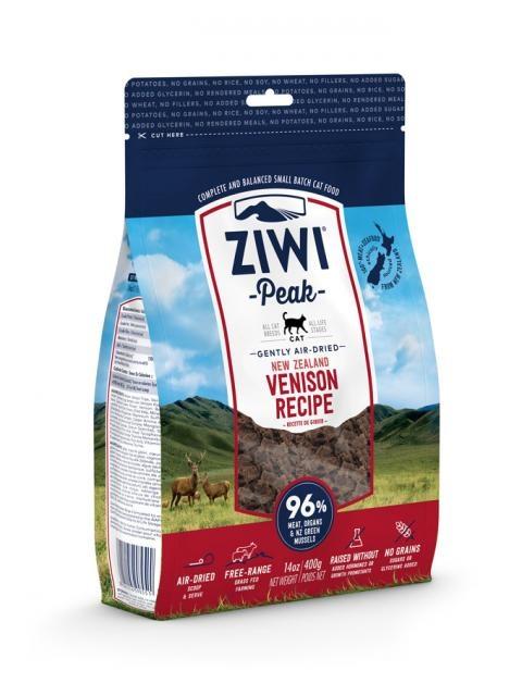 Ziwi Peak Ziwi Peak Venison Air-Dried Cat Food, 14 oz bag Product Image