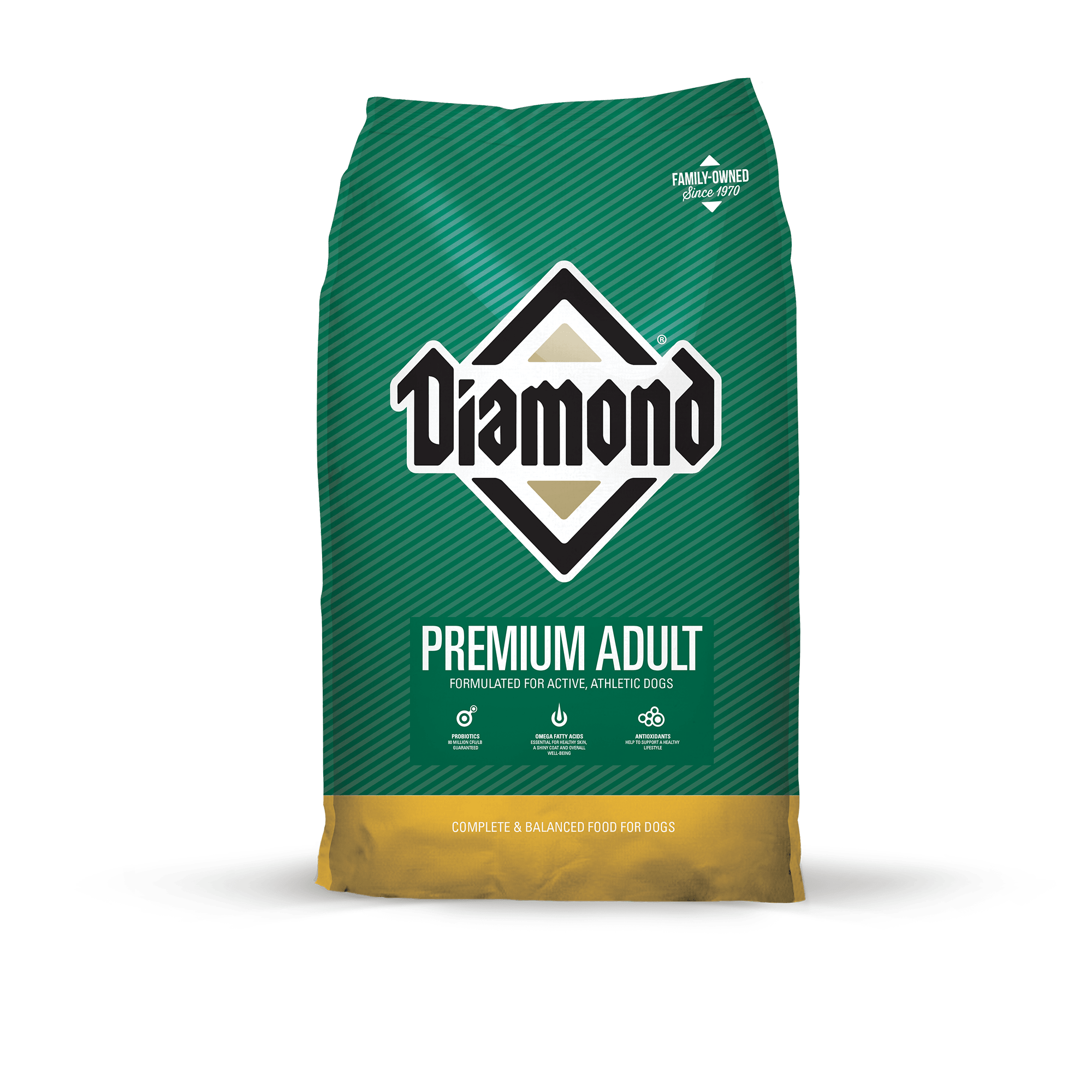 Diamond Diamond Premium Dog Adult, 50 lb Product Image