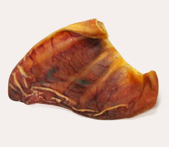 The Natural Dog Company Barkworthies Pig Ears, each Product Image