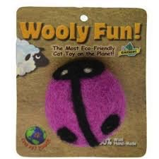 One Pet Planet One Pet Planet Wooly Fun Lady Bug Product Image