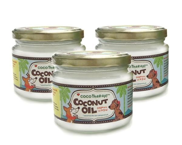 Coconut Oil by Coco Therapy