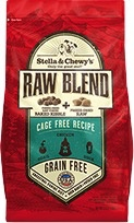 Stella & Chewy Stella & Chewy's Raw Blend Dry Dog Food, Cage-Free Recipe Product Image