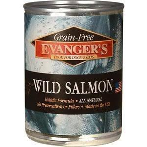 Evanger Evanger's Hand-Packed Wild Salmon, 12 oz can