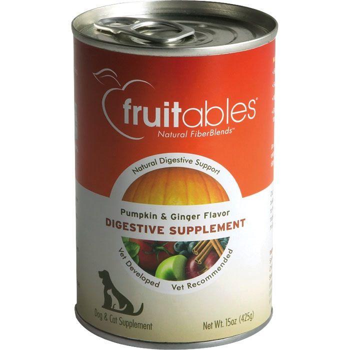 Fruitables Fruitables Pumpkin Digestive Supplement, 15 oz can Product Image