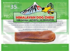 Himalayan Dog Chew Himalayan Dog Chew Green Medium, 2.5 oz bag