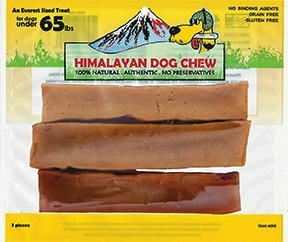 Himalayan Dog Chew Himalayan Dog Chew Yellow Mixed Dog Chew, 11.5 oz bag Product Image