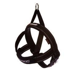 EzyDog EzyDog Quick Fit Harness Black, Medium