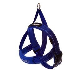 EzyDog EzyDog Quick Fit Harness Blue, X Large Product Image
