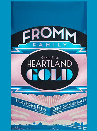 Fromm Fromm Heartland Gold Grain Free Dry Dog Food - Large Breed Puppy Product Image