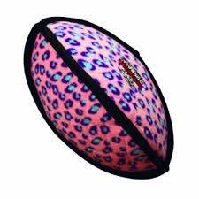 Tuffy Tuffy Ultimate Odd Ball - Pink Leopard Product Image