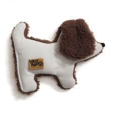 Westpaw West Paw Big Sky Puppy White Product Image