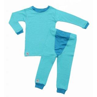 Wee Woollies Merino Base Layer Set/ Pajamas Sets by Wee Woollies (2018)