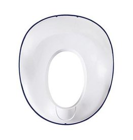 Ubbi Toilet Seat by Ubbi (White/Grey)