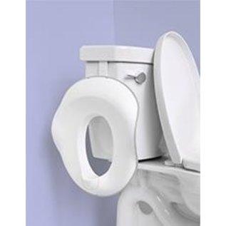 Ubbi Toilet Seat by Ubbi (White/Grey)
