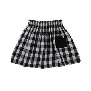 Turtledove London Reversible Check Skirt by Turtledove London