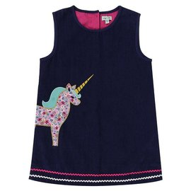 Lily + Sid Pinifore Cord Dress by Lily + Sid