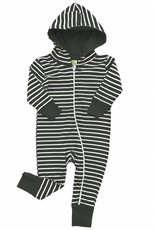 Parade Organic Cotton Hoodie Romper by Parade