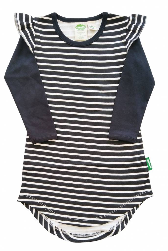 40e0043da06 Organic Cotton Toddler Long Sleeve Swing Dress by Parade - Abby ...