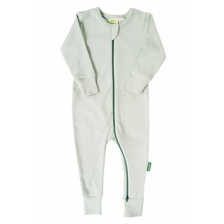 Parade Long Sleeve Organic Cotton Rompers Solid by Parade