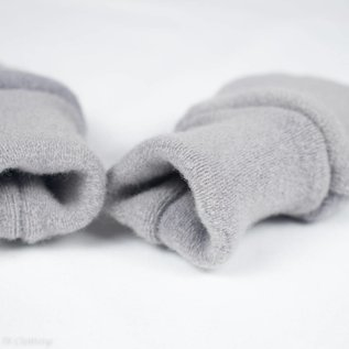 TK Clothing Felted Organic Merino Mitts with Thumbs