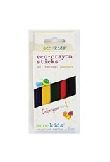 Eco-Kids Eco Crayon Sticks (All Natural Beeswax) by Eco-Kids