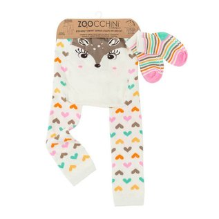 Zoocchini Legging + Sock Set by Zoocchini