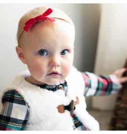 Baby Wisp Holiday Velvet 2 Pack by Baby Wisp