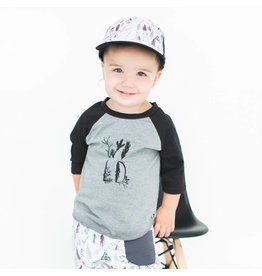 HeyBaby Baseball Raglan Shirt by Hey Baby