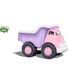 Green Toys Pink Dump Truck by Green Toys
