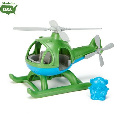 Green Toys Helicopter Toy by Green Toys