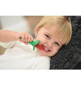 Razbaby Silicone Raz-Berry Toothbrush