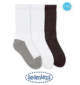 Jefferies Cotton Sport Crew Socks (Jefferies)