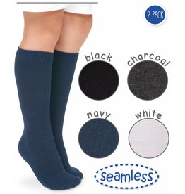Jefferies Seamless Knee High Socks 2-Pack (Jefferies)