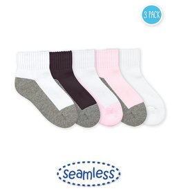 Jefferies Cotton Sport Quarter High Socks (Jefferies)