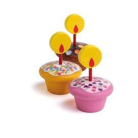 Erzi Happy Birthday Muffins