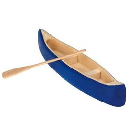 Gluckskafer Wooden Canoe