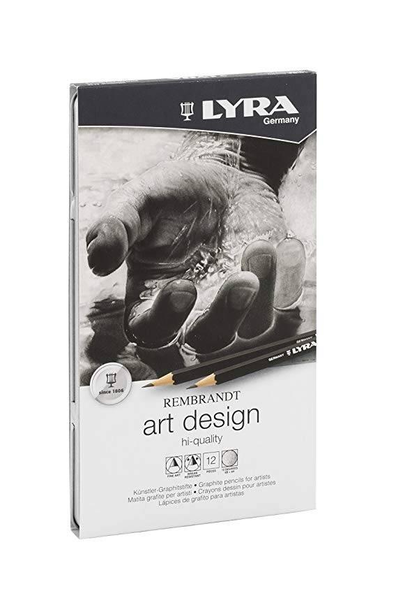 Lyra High Quality Graphite Pencils for Artists