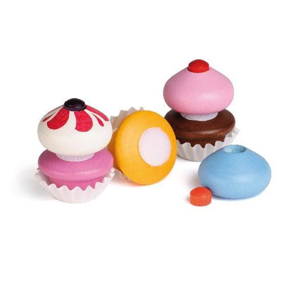 Erzi Cupcakes by Erzi