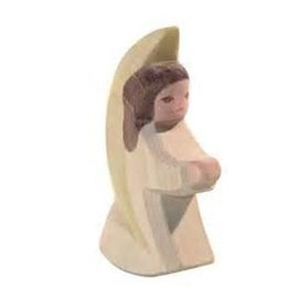 Ostheimer Wooden Angel Figures by Ostheimer