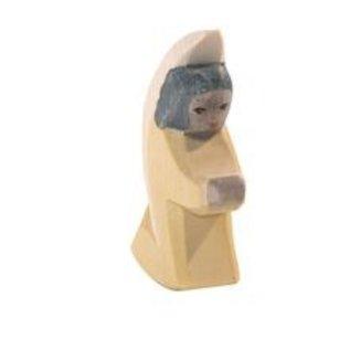 Ostheimer Wooden Angel Figures by Ostheimer