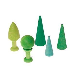 Grimms Mixed Forest Wooden Toys by Grimms