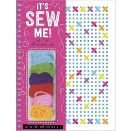 Make Believe Ideas It's Sew Me - Sew Your Own Book Cover
