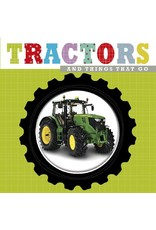 Make Believe Ideas Tractors & Things That Go Board Book